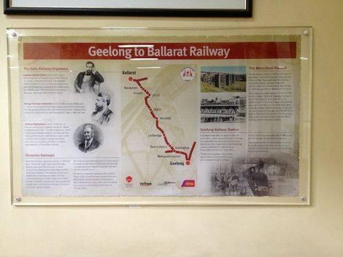 Geelong -Ballarat Rail : October 2013