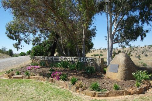 George Brabin Drive