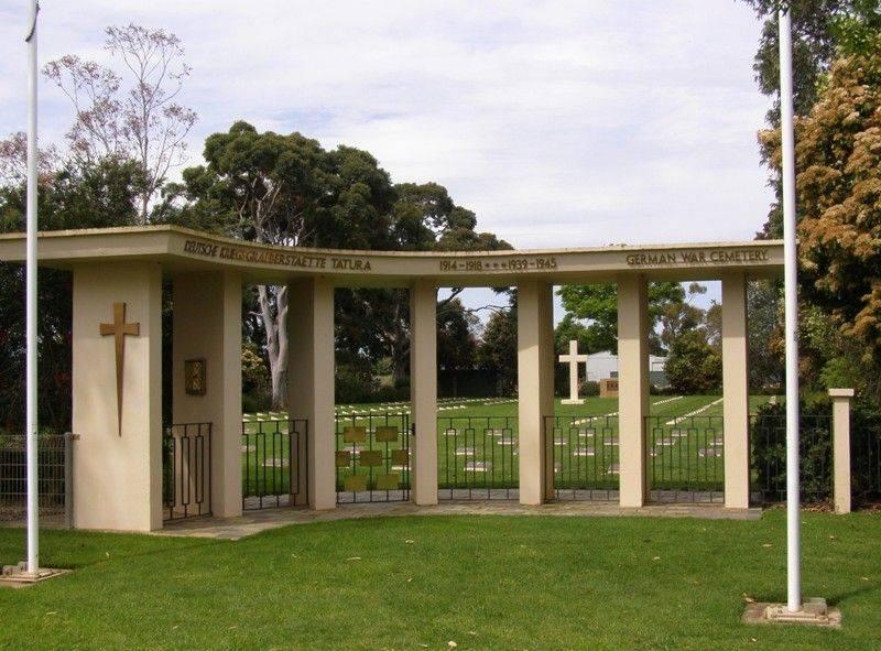 German War Cemetery : 19-October-2014