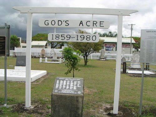 God Acre Cemetery