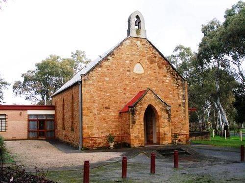 Golden Grove Presbyterian Church World War One Roll of Honour  : 09-July-2012