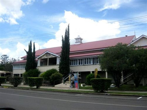 Goomeri Hall of Memory : 24-02-2010