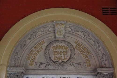 Railways Honour Roll 2 : June 2014