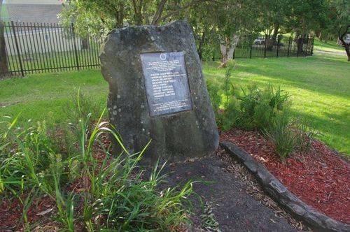 Grays Point Bushfire Memorial 2