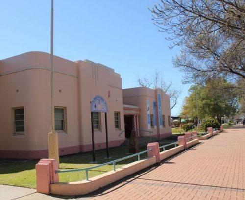 Griffith War Memorial Hall : 06-December-2012