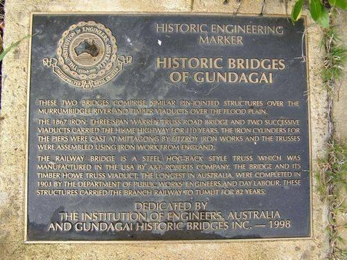 Historic Engineering Marker : 29-May-2013
