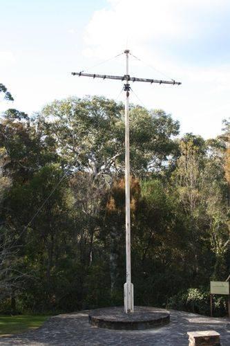 Hmas Adelaide Mast : 7-August-2014