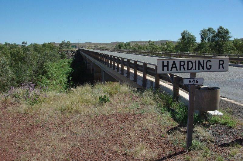 Harding River Bridge: 07-August-2015