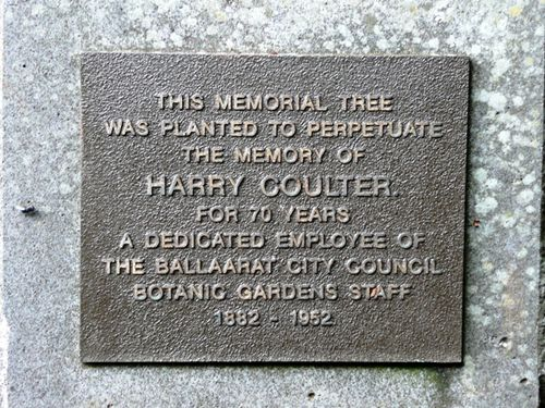 Harry Coulter : 07-December-2011