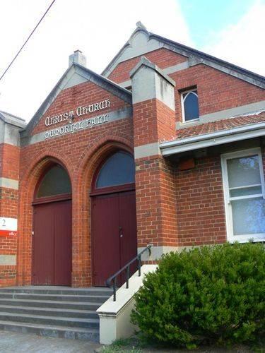 Hawthorn Christ Church Memorial Hall