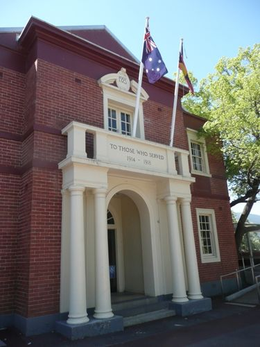 Healesville Memorial Hall : 01-February-2013