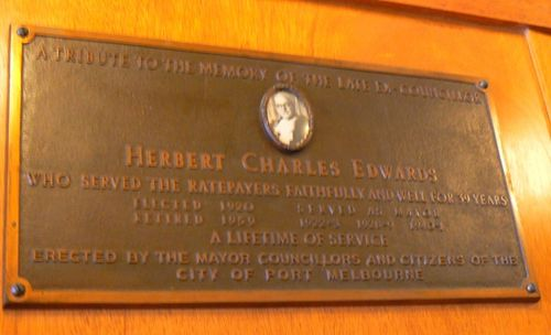Herbert Charles Edwards