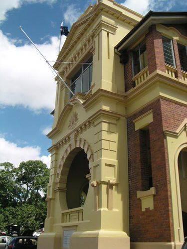 Ipswich Soldiers Memorial Hall