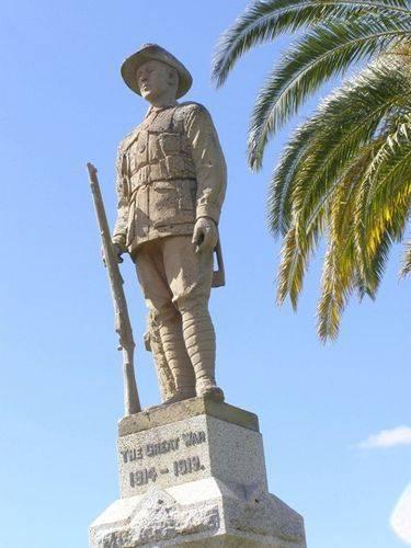 Soldiers Memorial : 12-09-2013