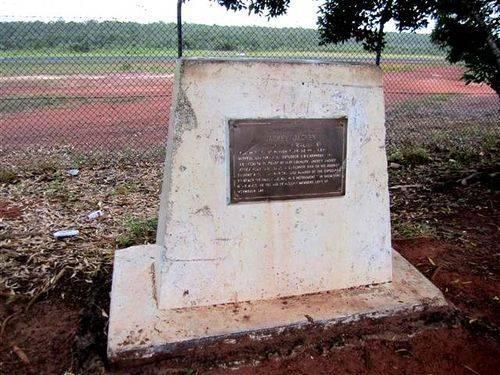 Jackey Jackey Memorial : 05-07-2012