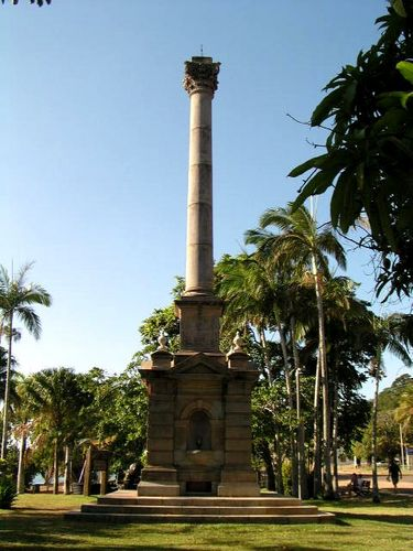 James Cook Monument