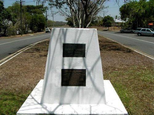 James Mulligan Monument