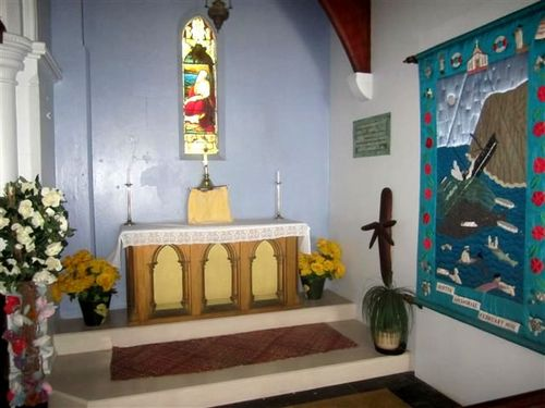 John Douglas Memorial Chapel : 22-07-2013