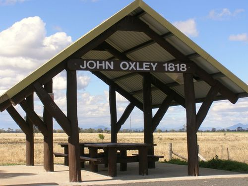 Oxley Rest Area : 31-July-2014