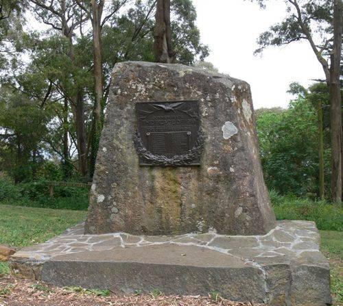 Kalorama Peace Memorial : 17-December-2012