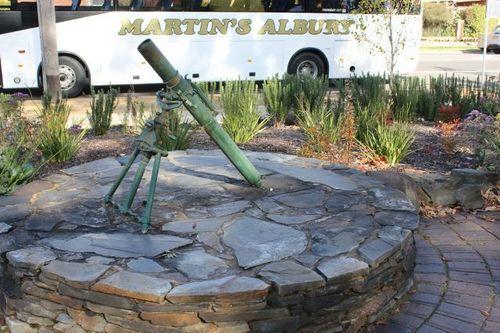 Kapooka Military Area Monument : 25-August-2011