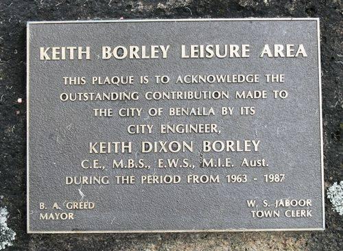Keith Dixon Borley : 20-October-2011