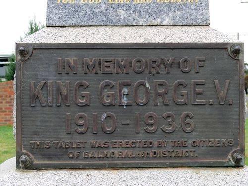 King George V : 28-October-2011