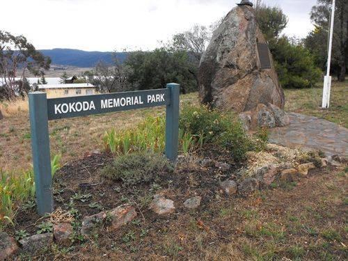 Kokoda Memorial : 18-May-2013