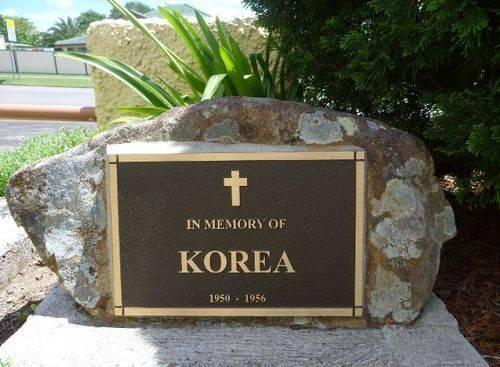 Korean War Monument : 17-December-2012
