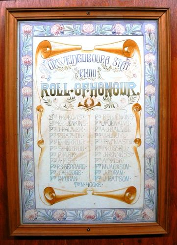 Korweinguboora State School Honour Roll : 06-October-2012