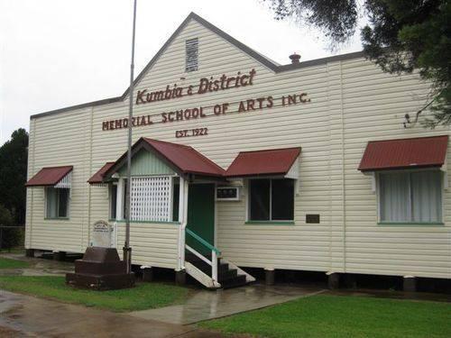 Kumbia School of Arts Memorial Hall : 19-05-2009