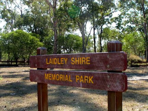 Laidley Shire Memorial Park