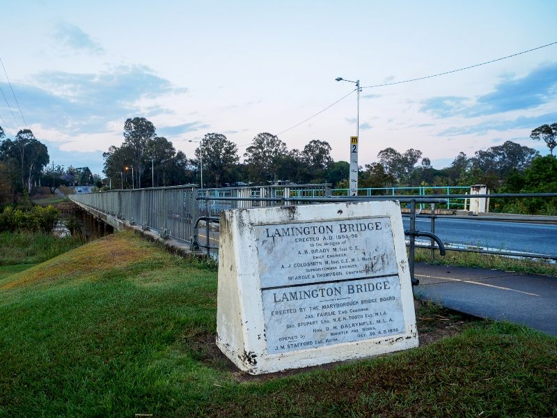 Lamington Bridge :28-October-2015