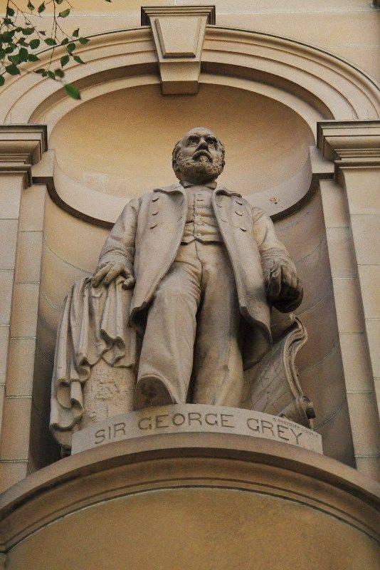 Sir George Grey: 27-April-2017