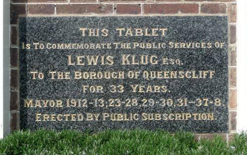 Lewis Klug : 06-October-2012