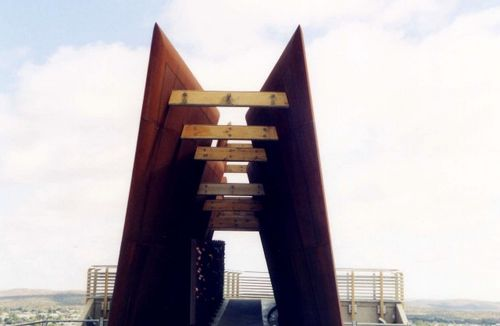 Line of Lode Memorial : 2006