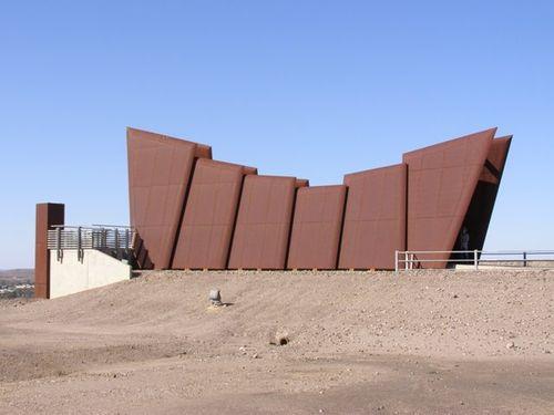 Line of Lode Memorial : 12-09-2011