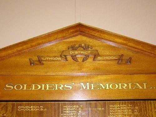 Lithgow Public School Honour Roll 2 : 24-03-2014