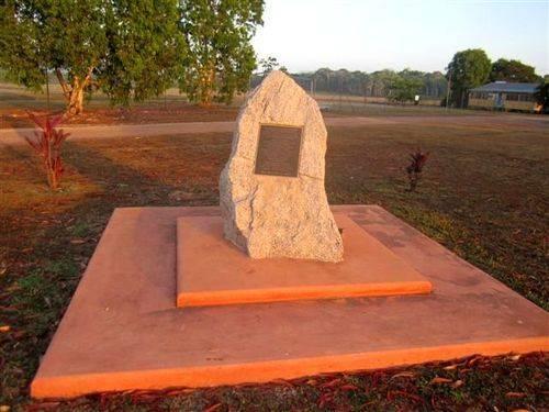 Lockhart River Air Disaster Memorial : 17-09-2012