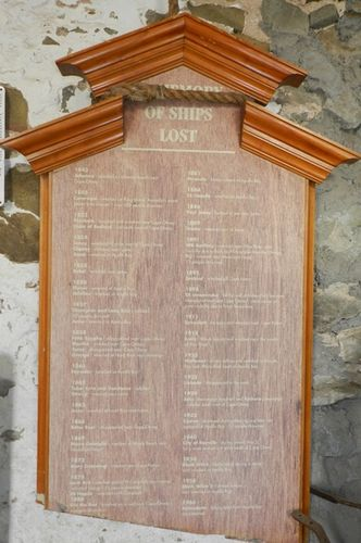 Lost Ships Honour Roll : 17-March-2013