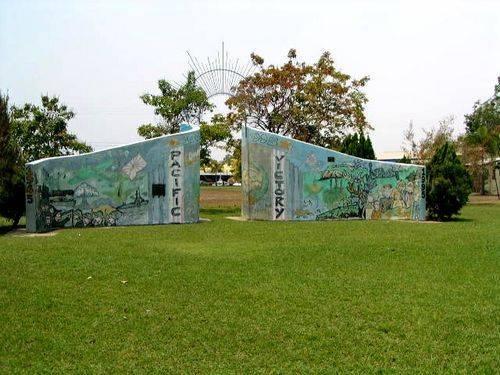 Mareeba Memorial Wall