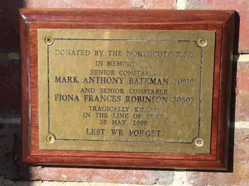Mark Bateman & Fiona Robinson : 13-May-2012