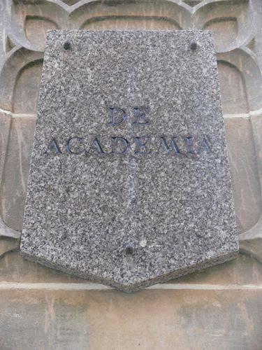 Melbourne University Cenotaph : 10-August-2012