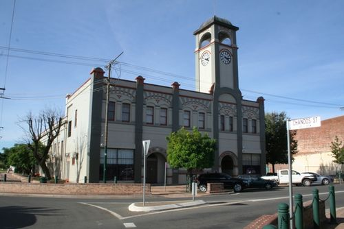 Clock Tower & Memorial Arch 2 :09-04-2014