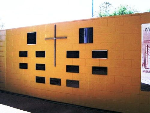Memorial Cloister