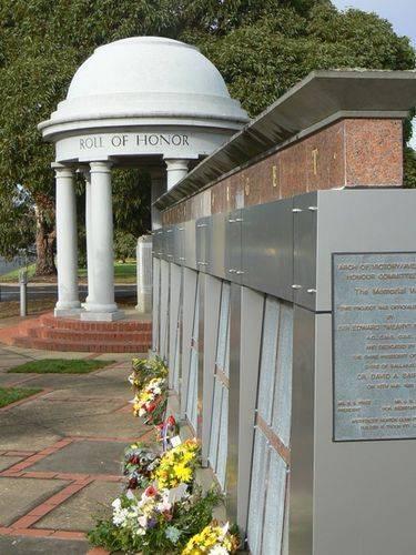 Memorial Wall : 14-May-2010