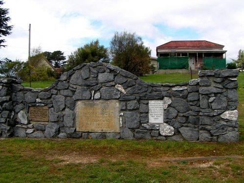 Methodist Church Memorial Wall