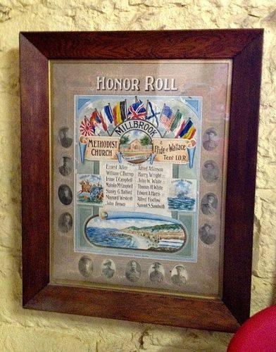 Millbrook Honour Roll : November 2013