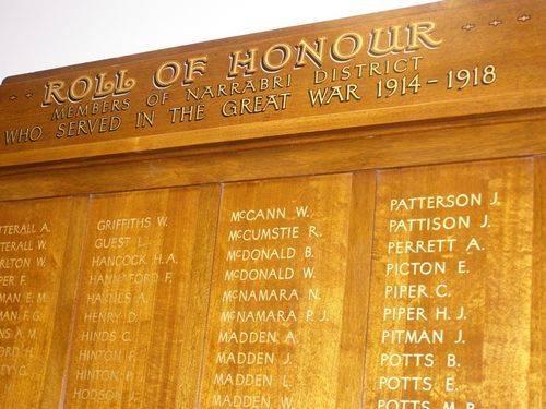 Honour Roll 2 : 11-August-2014