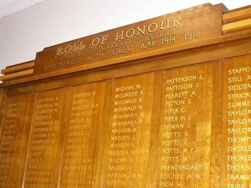 Honour Roll 3 : 11-August-2014